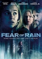 Fear of rain, (Blu-Ray)
