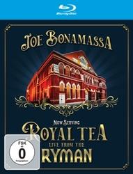 NOW SERVING:ROYAL TEA LIV
