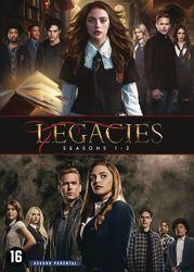 Legacies - Seizoen 1-2, (DVD)
