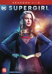 Supergirl - Seizoen 1-5, (DVD)