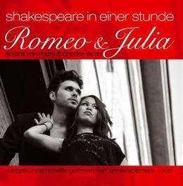 ROMEO UND JULIA -.. .. SHAKESPEARE/ ANNIE VOLLMERS Audio CD, AUDIOBOOK, CD