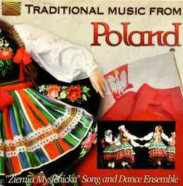 POLAND TRADITIONAL MUSIC FROM ZIEMIA MYSLENICKA, CD