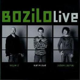 LIVE Audio CD, BOZILO, CD