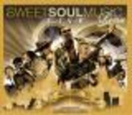 LIVE AT CAPITOL TRIBUTE TO MOTWON/TR:SWEET SOUL MUSIC/MY GUY/GEORGIA/AO Audio CD, SWEET SOUL MUSIC REVUE, CD