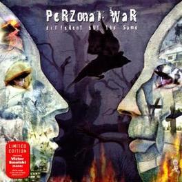 DIFFERENT BUT THE SAME +1 LTD EDITION INCL. 1 BONUSTRACK 'ENDING DREAMS' Audio CD, PERZONAL WAR, CD