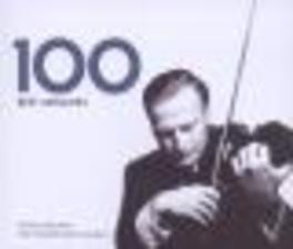 100 BEST MENUHIN WORKS OF VIVALDI/BACH/MOZART/BEETHOVEN/BRAHMS Audio CD, YEHUDI MENUHIN, CD