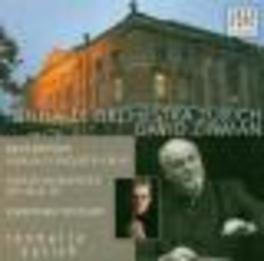 VIOLIN CONCERTO DAVID ZINMAN/CHRISTIAN TETZLAFF Audio CD, L. VAN BEETHOVEN, CD