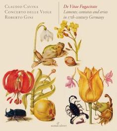 DE VITAE FUGACITATE GINI, R. Audio CD, CLAUDIO CAVINA, CD