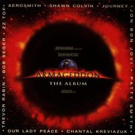 ARMAGEDDON W/AEROSMITH/JON BON JOVI/JOURNEY/ZZ TOP/PATTY SMYTH Audio CD, OST, CD