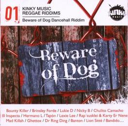 BEWARE OF DOG RIDDIM Audio CD, V/A, CD