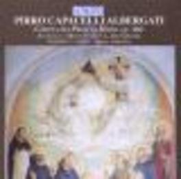 CORONA DEI PREGI DI MARIA ENSEMBLE LA FLORA Audio CD, P.C. ALBERGATI, CD