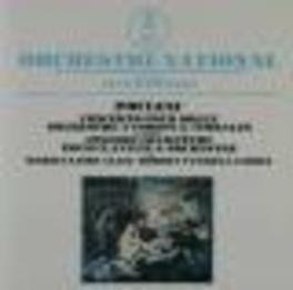 FOR ORGAN & CHAMPETRE JEAN MARTINON Audio CD, F. POULENC, CD