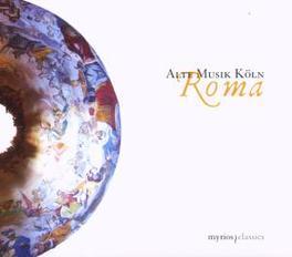 ROMA WORKS BY BONPORTI/STRADELLA... Audio CD, ALTE MUSIK KOLN, CD