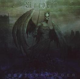 GOTTESKRIEGER Audio CD, MACBETH, CD