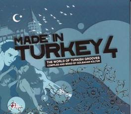 MADE IN TURKEY 4 Audio CD, V/A, CD