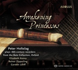 AWAKENING PRINCESSES PETER HOLTSLAG, CD