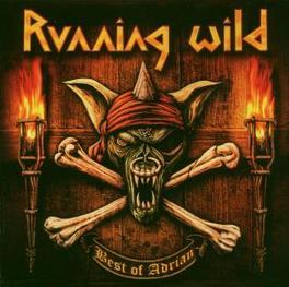BEST OF ADRIAN Audio CD, RUNNING WILD, CD