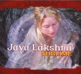 SUBLIME Audio CD, JAYA LAKSHMI, CD
