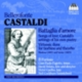 BATTAGLIA D'AMORE DAVID DOLATA Audio CD, B. CASTALDI, CD