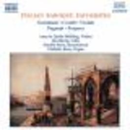 ITALIAN BAROQUE.. JAN SLAVIK/DANIELA RUSO/VLADIMIR RUSO HOLBLING, ANNA & QUDIO, CD