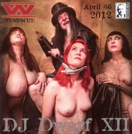 DJ DWARF XII WUMPSCUT, CD