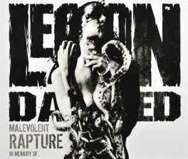 MALEVOLENT.. -CD+DVD- .. RAPTURE/ WITH 5 BONUS TRACKS LEGION OF THE DAMNED, CD
