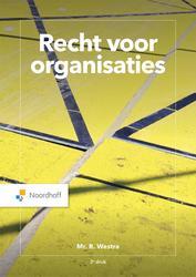 Recht voor organisaties...