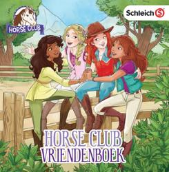 Horse Club vriendenboek