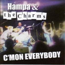 C'MON EVERYBODY Audio CD, HAMPA & THE CHARMS, CD
