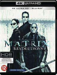 Matrix revolutions,...