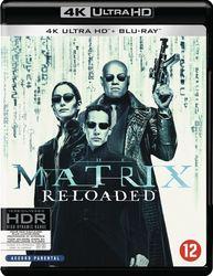 Matrix reloaded, (Blu-Ray...