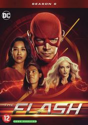 Flash - Seizoen 6, (DVD)