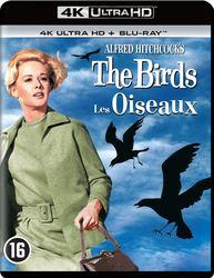The birds, (Blu-Ray 4K...