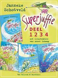 Superjuffie: deel 1-2-3-4