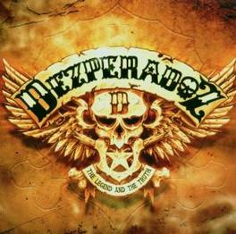 LEGEND & THE TRUTH W/ MEMBERS OF HELLOWEEN, EDGUY & HAMMERFALL Audio CD, DEZPERADOZ, CD