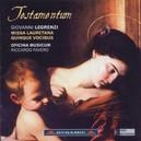 TESTAMENTUM/MISSA LAURENT OFICINA MUSICUM/RICCARDO FAVERO