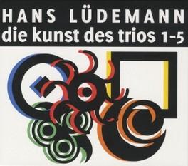DIE KUNST DES TRIOS 1-5 LANDFERMANN/BURGWINKEL/.. HANS LUDEMANN, CD