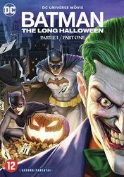 Batman - Long Halloween, (DVD)