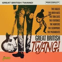 GREAT BRITISH TWANG! GOLDEN...