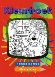 Kleurboek - Met heel veel...