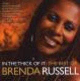 IN THE THICK OF IT Audio CD, BRENDA RUSSELL, CD
