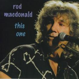 THIS ONE Audio CD, ROD MACDONALD, CD