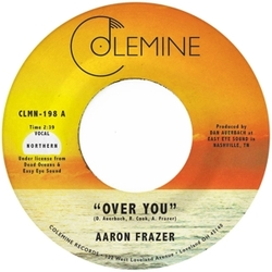 7-OVER YOU -COLOURED-...