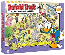 Donald Duck - Spreekwoordenpret (1000 stukjes)