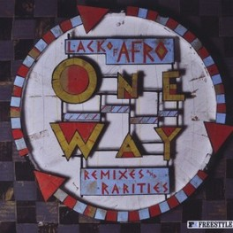 ONE WAY-REMIXES &.. .. RARITIES LACK OF AFRO, CD