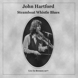 STEAMBOAT WHISTLE BLUES...