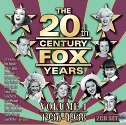 20TH CENTURY FOX YEARS.. .....