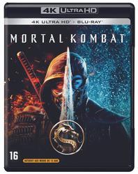 Mortal Kombat, (Blu-Ray 4K...