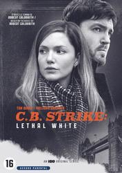 C.B. Strike - Lethal white, (DVD)