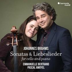 JOHANNES BRAHMS SONATAS.....
